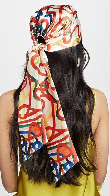 Eugenia Kim Gigi 头巾