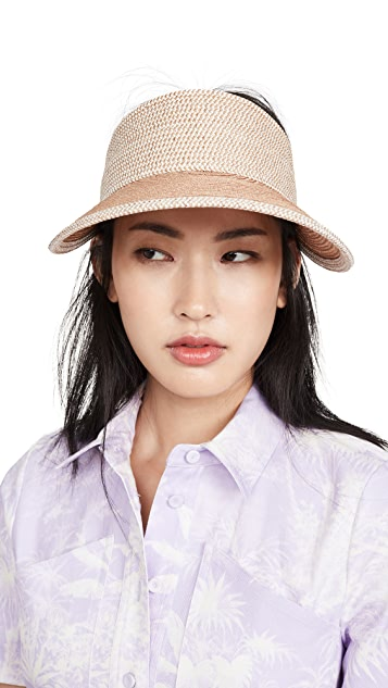 Eugenia Kim Ricky Visor