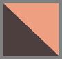 锈橙/黑色