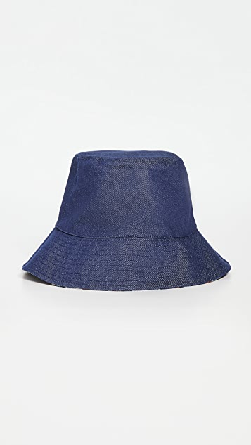 Eugenia Kim Sara Reversible Bucket Hat