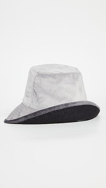 Eugenia Kim Sara 双面帽