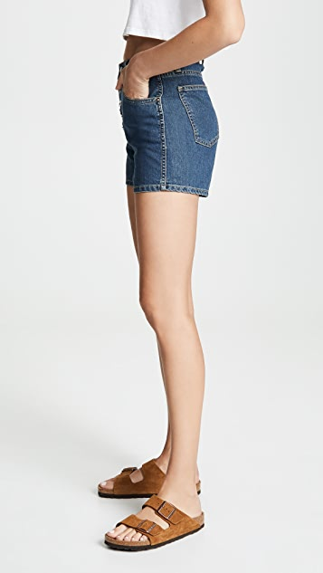 Eve Denim The Leo Shorts