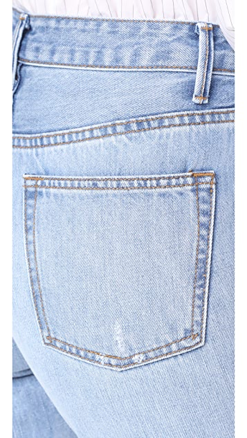 EVIDNT Straight Jeans