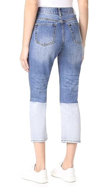EVIDNT Straight Jeans