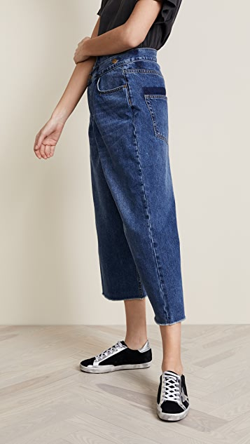 EVIDNT Nice Wide Leg Jeans