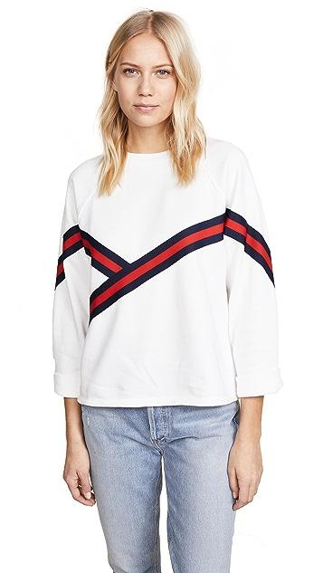 EVIDNT Trim Tape Sweatshirt