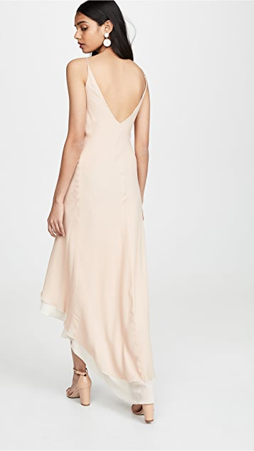 Ewa Herzog High Low Sleeveless Dress