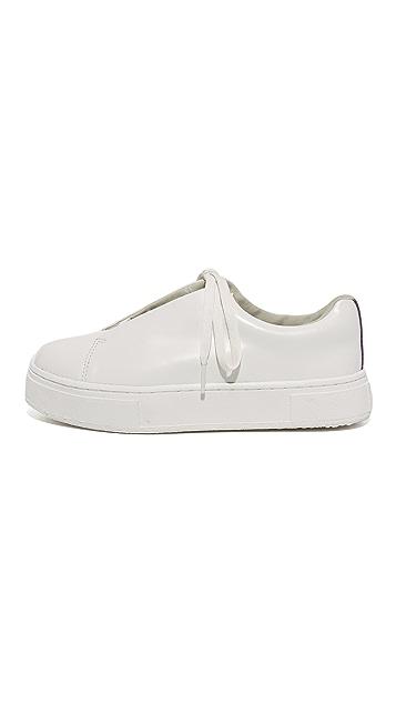 Eytys Doja Leather Sneakers