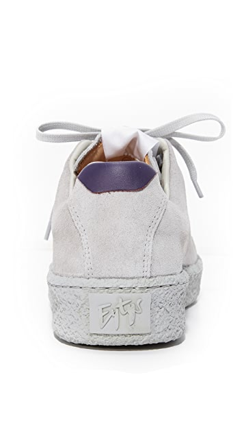 Eytys Ace Suede Sneakers