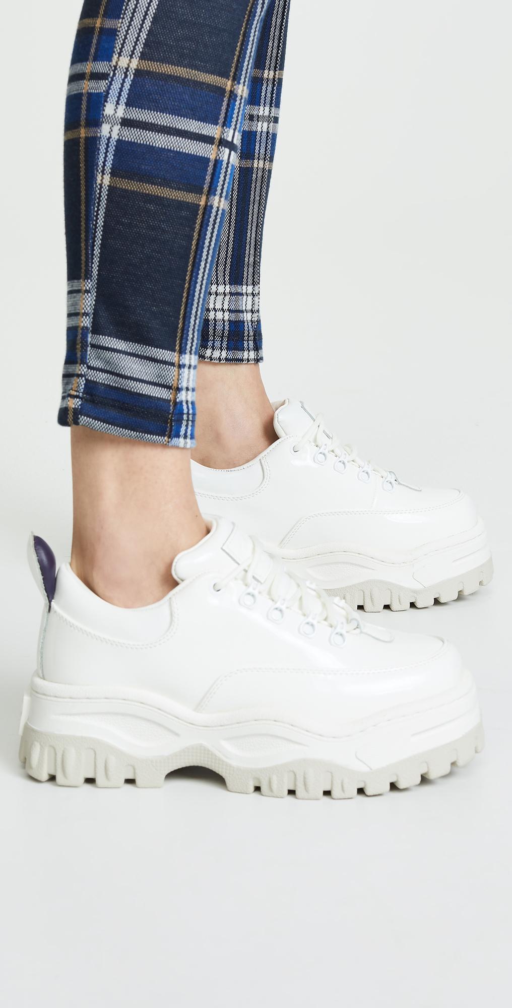 Eytys Angel Patent Sneakers | SHOPBOP