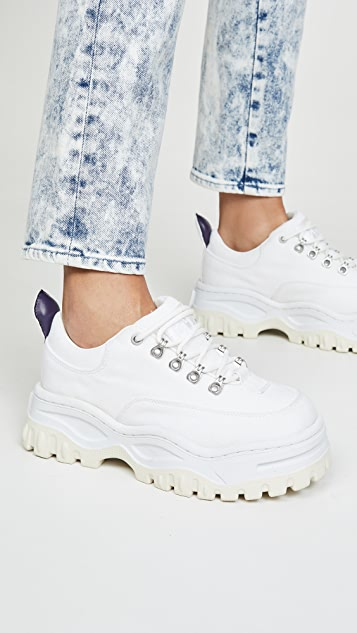 Eytys Angel 帆布运动鞋