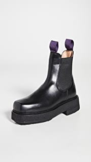 Eytys Ortega Leather Boots