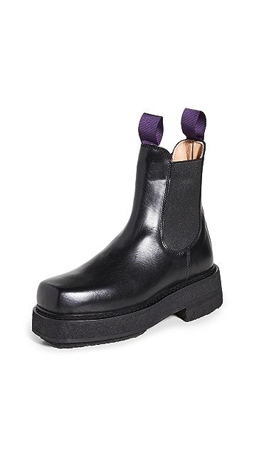 Eytys Ortega Leather Boots
