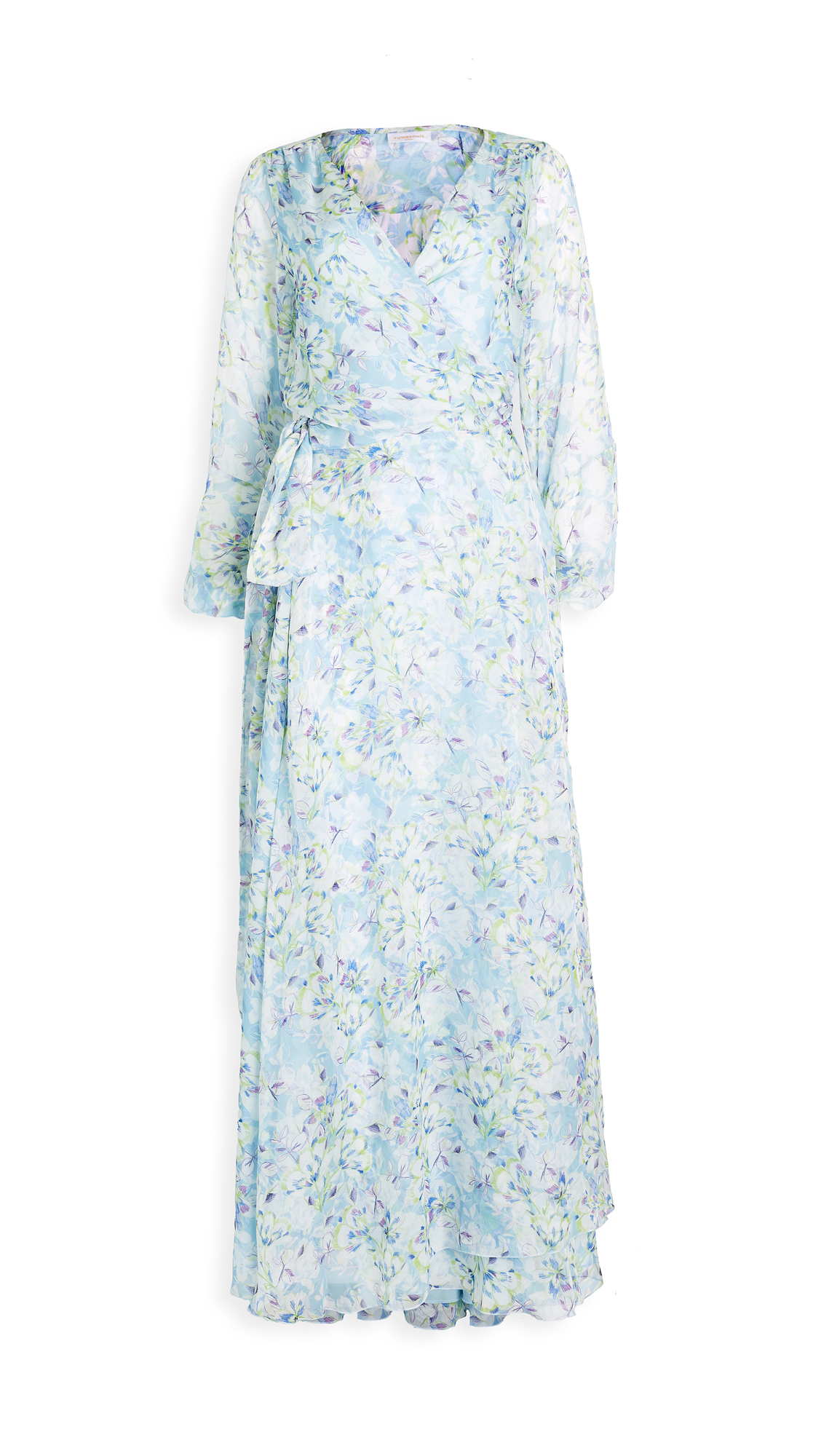 Eywasouls Malibu Lara Long Sleeve Dress