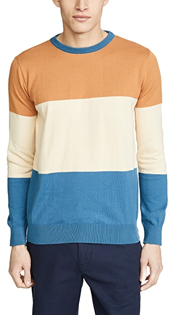 Far Afield Nussa Stripe Sweater