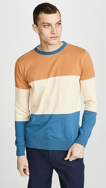Far Afield Nussa Stripe Sweater