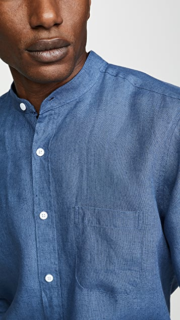 Far Afield Twombly Linen Shirt