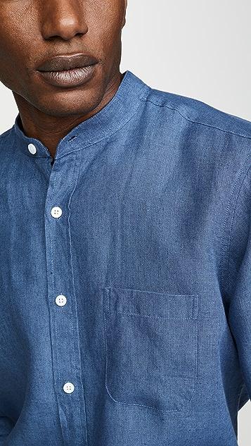 Far Afield Twombly Linen Shirt
