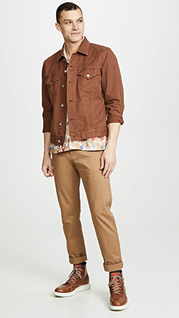 Far Afield Selleck Linen Shirt