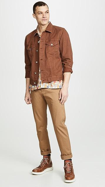 Far Afield Selleck Linen Shirt