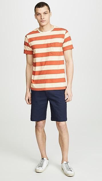 Far Afield Bold Stripe T-Shirt