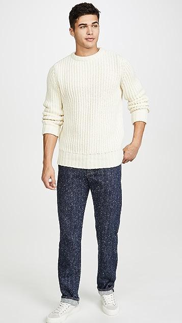 Far Afield Tanner Rib Knit Sweater