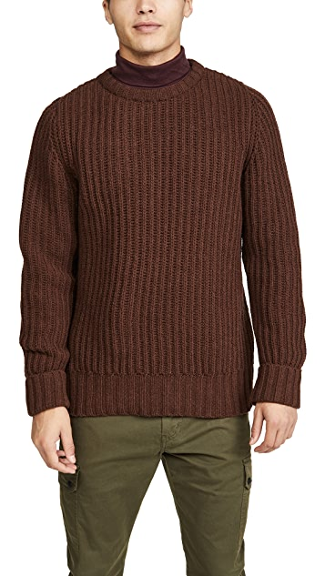 Far Afield Tanner Rib Knit Sweater