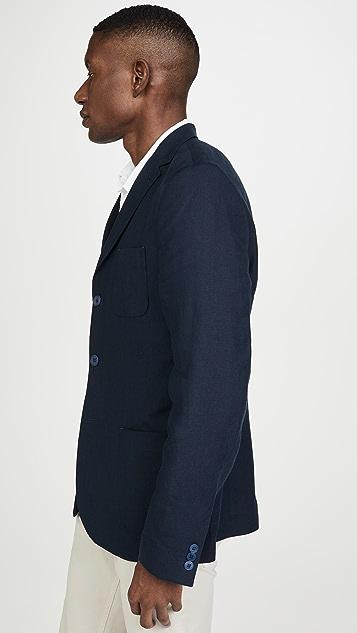 Far Afield Carter Linen Suit Jacket