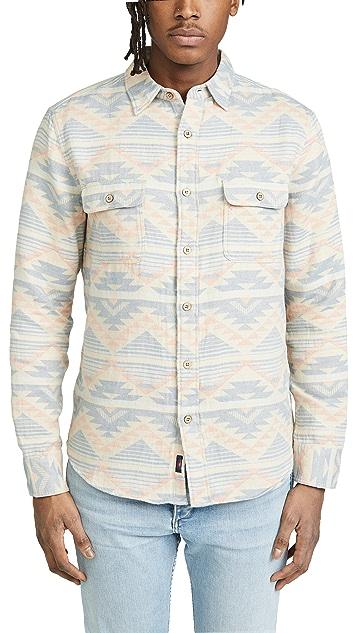 Faherty Long Sleeve Belmar Shirt