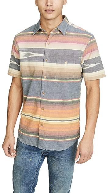 Faherty Short Sleeve Coast Shirt