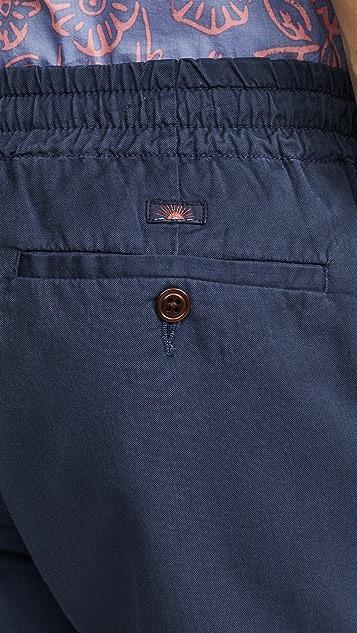Faherty Easy Shorts