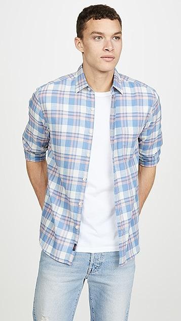 Faherty Long Sleeve Everyday Shirt