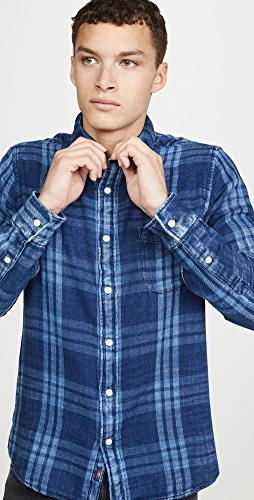 Faherty - Double Cloth Pacific Shirt