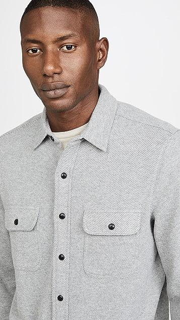 Faherty Long Sleeve Legend Sweater Shirt