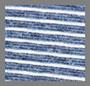 Navy Cream Stripe