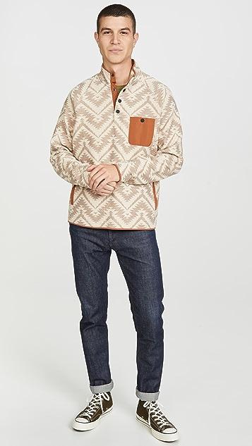 Faherty Monument Valley Fleece Sweatshirt