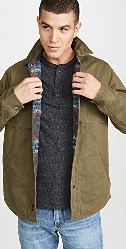 Faherty - Reversible Bondi Jacket