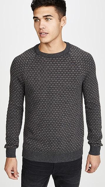 Faherty Long Sleeve Gloucester Sweater