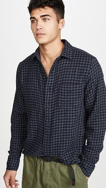 Faherty Long Sleeve Reversible Belmar Shirt