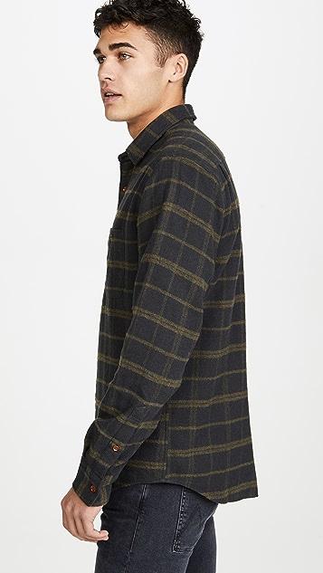 Faherty Long Sleeve Seaview Shirt