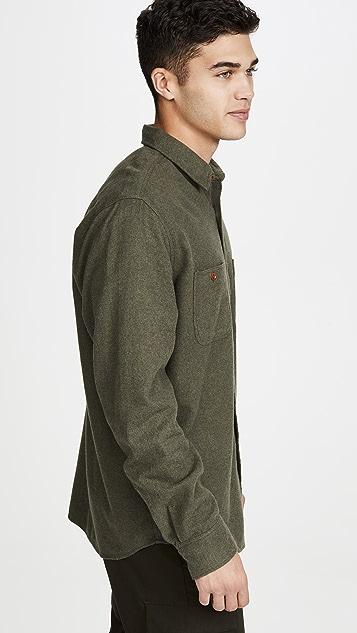 Faherty Long Sleeve Seasons Shirt