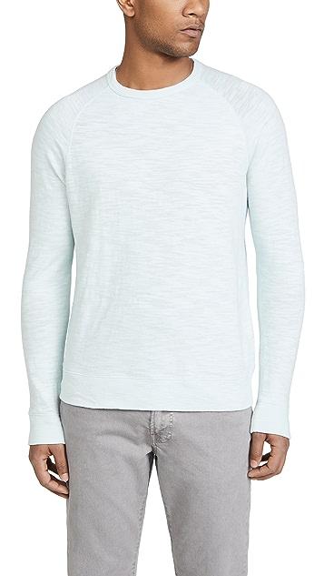 Faherty Raglan Sweatshirt