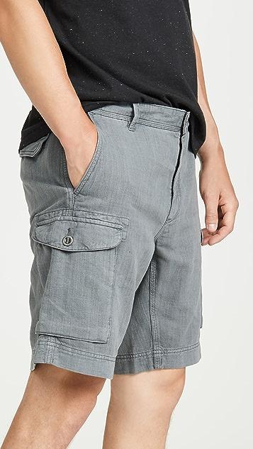 Faherty Vintage Cargo Shorts