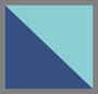 Indigo Windowpane Blue