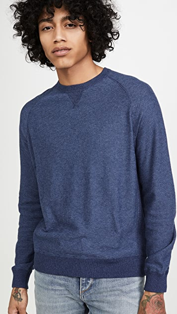Faherty Coastline Crew Neck Shirt