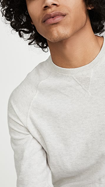 Faherty Coastline Crew Neck