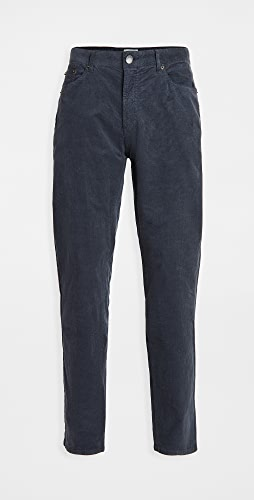 Faherty - Stretch Corduroy 5 Pocket Pants
