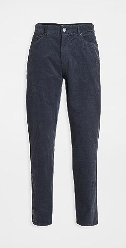 Faherty - Stretch Corduroy 5 Pocket Pants