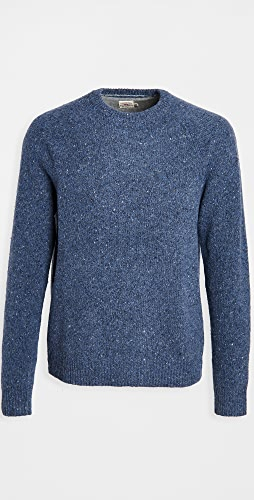 Faherty - Donegal Crew Neck Sweater