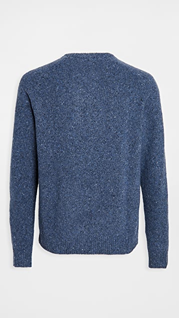 Faherty Donegal Crew Neck Sweater